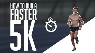 How to Run a Faster 5K: 6 Training Tips