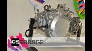 Engine Assembly (Part 2) - 1992 RM250 Restoration - Episode 9