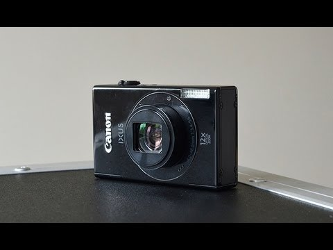 Canon IXUS 510HS Unboxing and Hands on - iGyaan HD