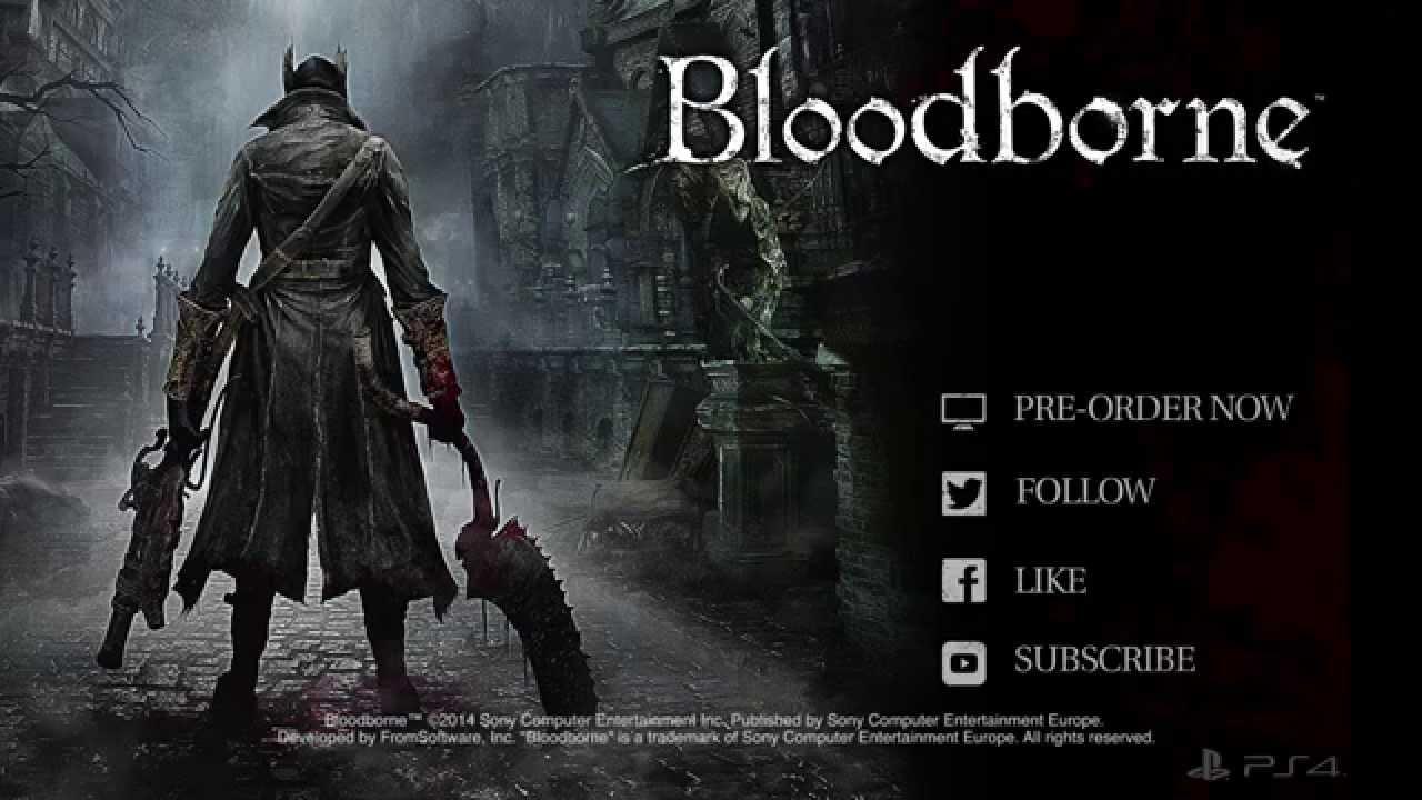 #E3MejorConPS4 – Bloodborne, de From Software, se anuncia en exclusiva para PS4