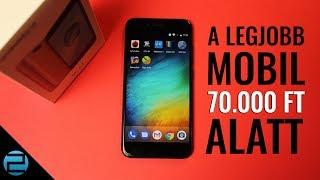 A legjobb mobil 70.000 Ft alatt!   Xiaomi Mi A1 teszt