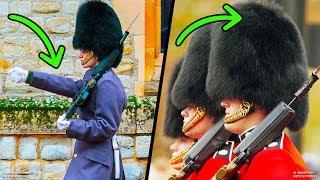 11 Geheimnisse, über die die Wache der Königin nicht gerne spricht