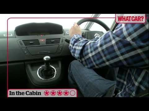 Citroen Grand C4 Picasso review - What Car?
