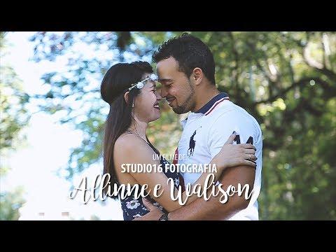 Pré-Wedding - Allinne e Walison // Homenagem Acústica // Piracicaba-SP
