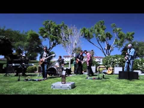 Justin Mather & Friends - Wickenburg End Jam - Sunday Music in the Park (3-30-14)