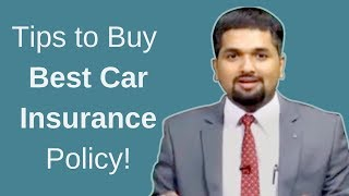 [2019] Best Car Insurance Buying Tips - Money Doctor Show English | EP 137