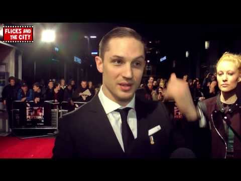 Tom Hardy Interview - Mad Max 4 Fury Road, James Bond & Locke | MTW