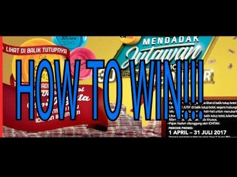 Video #How2Win Ichitan 300 Juta #TipsNTrick Ichitan 300 Juta
