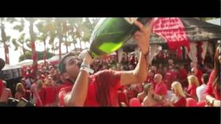 Nikki Beach Marbella Red Party 2011