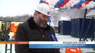 Новый мобильный многофункциональный военный тренировочный комплекс появился в Гаджиево