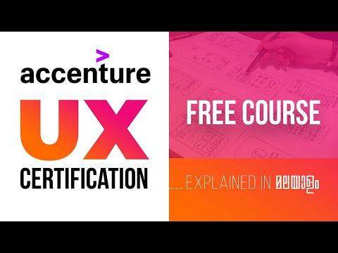 Free UX Design Course with Certificate | Accenture - YouTube
