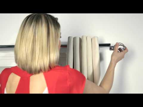 Littlewoods - choosing curtains for the home