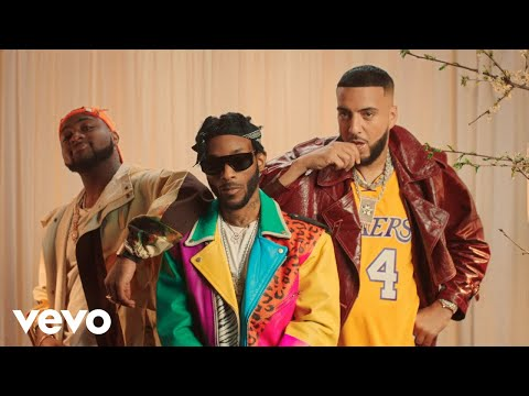Angel – Blessings (Remix) Ft. French Montana & Davido