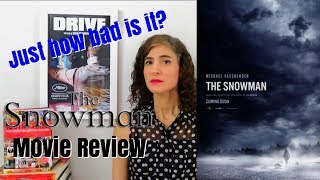The Snowman (2017) - Movie Review (What Makes The Snowman So Bad?)