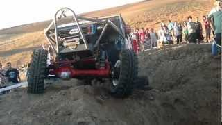 preview picture of video 'coches de trial 4x4 moraleja del medio 2012 insa turbo open zona zentro madrid'