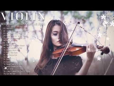 Mejor violín romántico 2021 - Mejores canciones de amor de portada de violín 2021