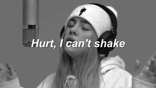 Billie Eilish • Idontwannabeyouanymore ‖ english lyrics