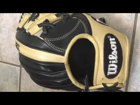 Wilson A2K 1787 Glove Review