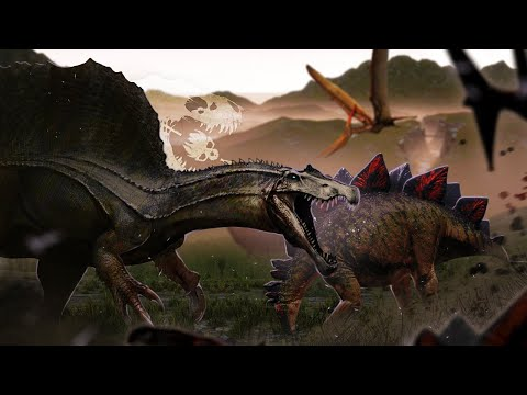 A BRAND NEW WORLD CALLED HOPE! - The Isle - New Stego & Spino Reveals + Updates! - Gameplay