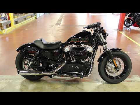 2015 Harley-Davidson Forty-Eight® in New London, Connecticut - Video 1
