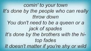 2 Live Crew - Do The Bart Lyrics