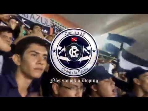 """""""Quero o acesso e o campeonato"""" Barra: Camisa 33 • Club: Remo"""