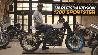 Ant Partridge Design's Gnarly Harley Tracker