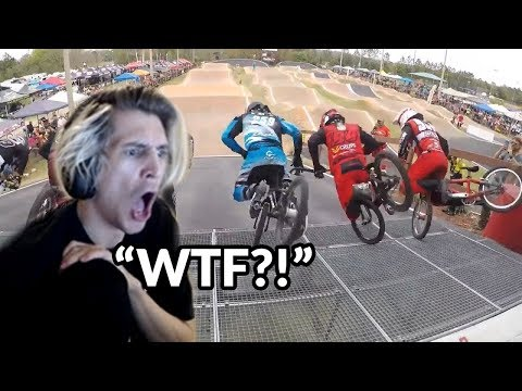 xQc Reacts to If It Were Not Filmed No One Would Believe It! – with Chat