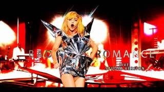 Lady Gaga - Bad Romance Monster Ball Live Studio Version (download Mp3)