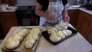 Swiss Zopf Bread