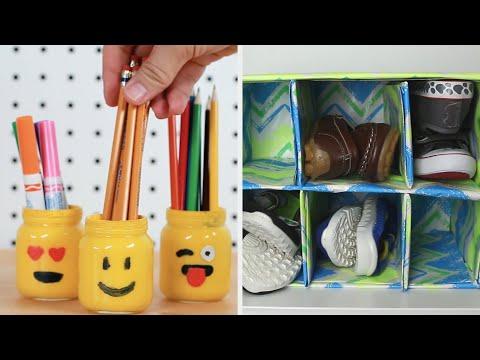 5 Hacks To Organize Your Kid's Bedroom