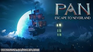 PAN: Escape to Neverland (By Warner Bros) iOS / Android Gameplay Video
