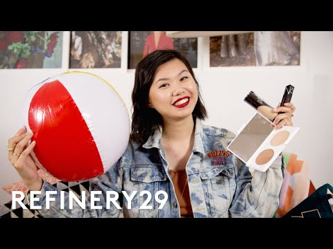 Long-Lasting Summer Makeup For Beach | Beauty With Mi | Refinery29
