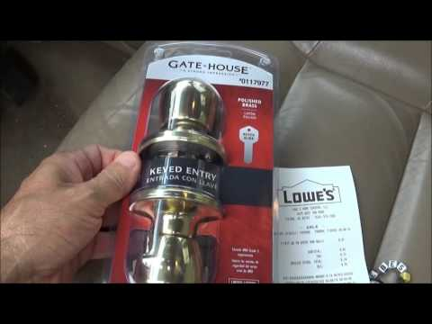 Download Lowes Led Light bulbs and Door knobs Mp4 HD Video and MP3