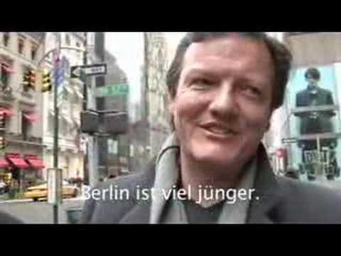 Watch U Think: New Yorker über Berlin!