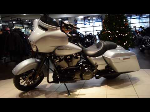 2019 Harley-Davidson Touring FLHXS Street Glide Special Custom Apes & Exhaust