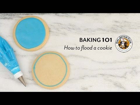 How to Flood a Cookie