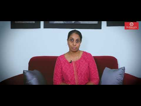 Review about Dr.Manojs Homeopathy by Mrs.Sandhya