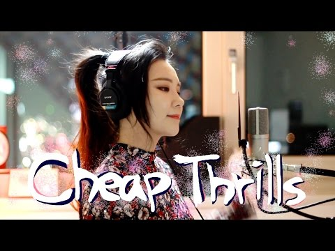 Cheap Thrills + Down ( cover by J.Fla )