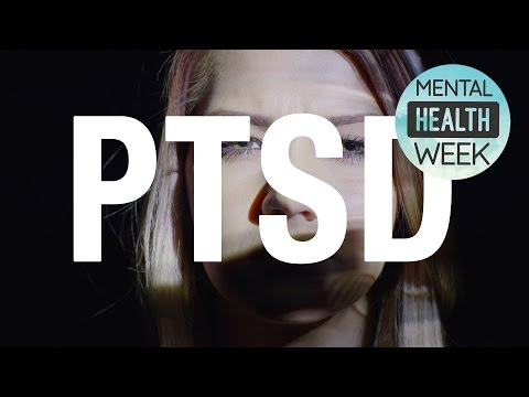 What It Feels Like To Have PTSD