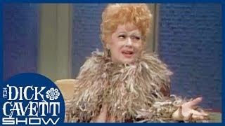 Lucille Ball On Her Favorite I Love Lucy Episode | The Dick Cavett Show