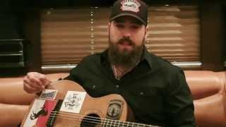 Zac Brown Guitar Tour