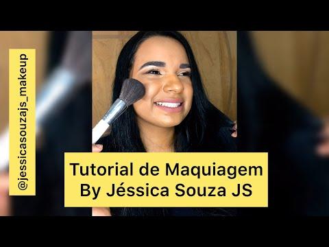 TUTORIAL DE MAQUIAGEM PARA GRAVAÇÃO / JÉSSICA SOUZA JS