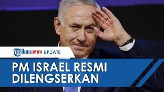12 Tahun Pimpin Israel, Benjamin Netanyahu Kini Resmi Dilengserkan dan Digantikan Mantan Sekutunya