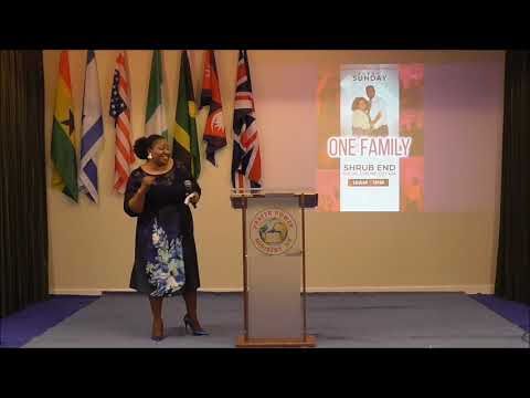 Accesing the Impossible Blessings of God through your Pastors by Prophetess Chrissy Ogbuagu