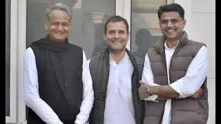 Ashok Gehlot named new Rajasthan CM, Sachin Pilot state's Deputy CM