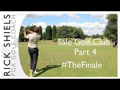 SALE GOLF CLUB 4 BALL MATCH FINALE