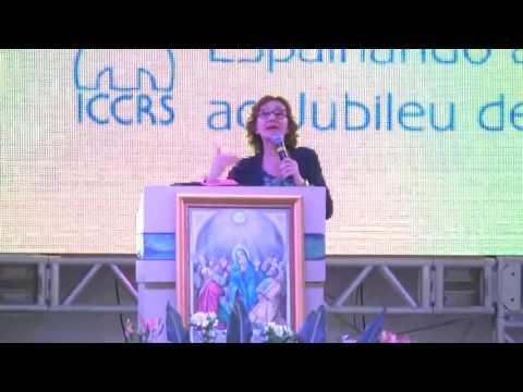 XVI Congresso Arquidiocesano   2ª Pregação: Tocados pelo Senhor - Maria Beatriz Spier Vagas