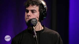 "Electric Guest Performing ""Dear To Me"" Live On KCRW"