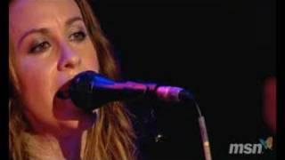 Alanis Morissette - Versions Of Violence - live Brixton 2008